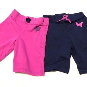 Set of 2 Girls Circo Shorts Size S 6/6X